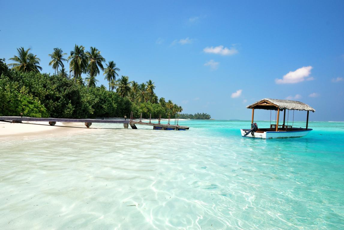 Maledives Medhufushi Island Resort